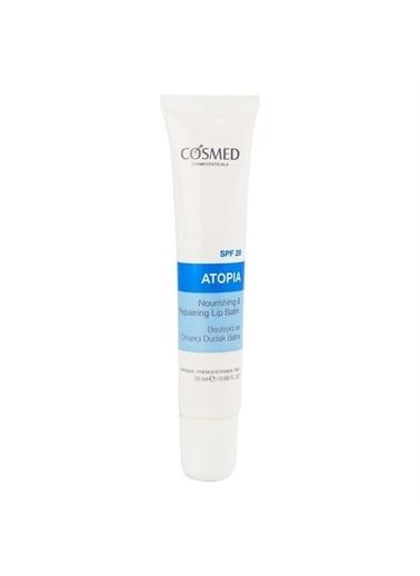 Cosmed Atopia Renksiz Besleyici Ve Onarıcı Dudak Balmı 20Ml Renksiz